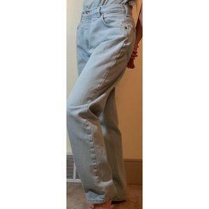 Land's End Straight Leg Mom Jeans, US 6 Petite